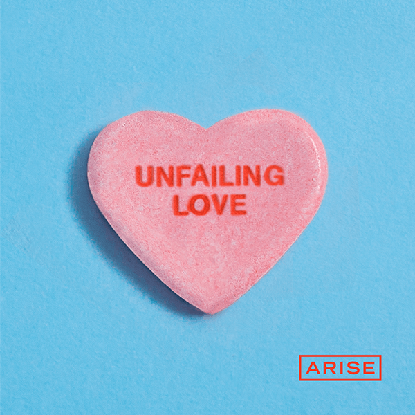Unfailing Love Single Cover
